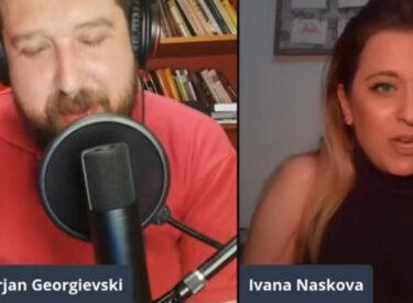 COMEDY ROOM – MARJAN GEORGIEVSKI & IVANA NASKOVA 16.05.2021